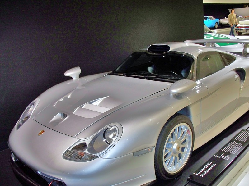 Porsche Museum in Zuffenhausen 100_3645