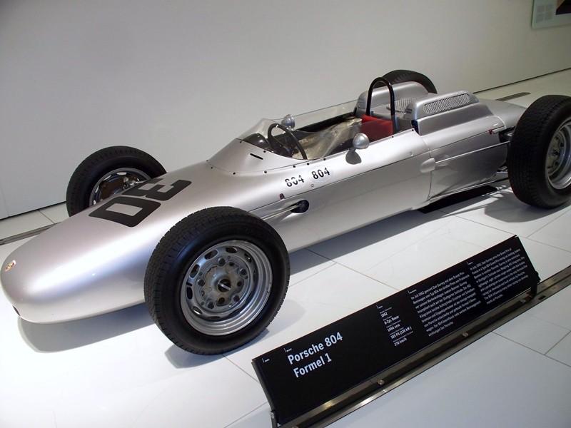 Porsche Museum in Zuffenhausen 100_3648