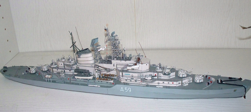 Schulschiff Deutschland 1:250 WHV/Möwe - Verlag FERTIG - Seite 10 21010