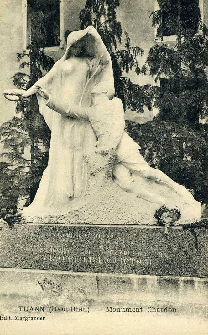 Monument Lieutenant du 15° BCP_ Chardo11