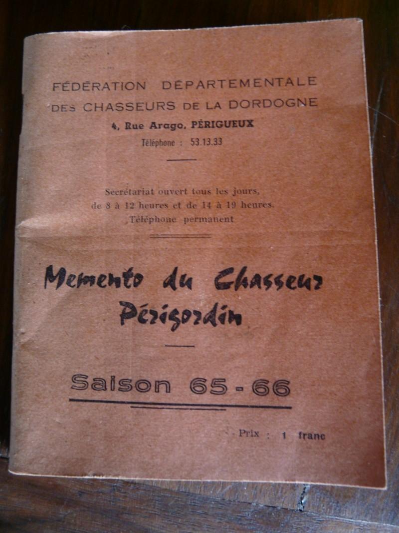 Mémento du chasseur périgordin Divers19