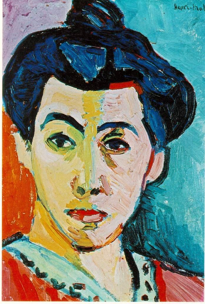 Uno de los integrantes del Fauvismo Henri Matisse Matiss10