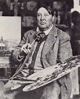 El pintor Maurice Vlaminck Vlamin10