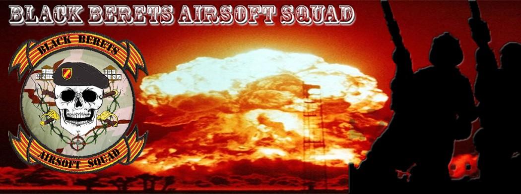 Asociación Black Berets Airsoft Squad