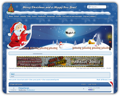 [CHRISTMAS CONTEST] The results! Theme10