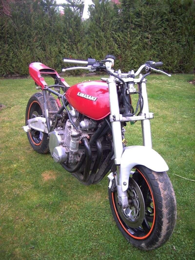 FOURCHE Z 750gsx10