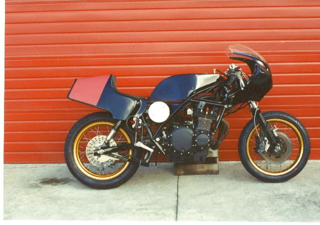 SUZUKI GS 1000 Mac Intosh  New Zealand Pictrx12
