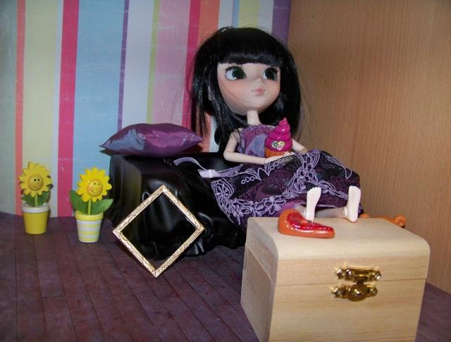 Bricolage et fimotage pour mes dolls- meubles bois 1:12 p.3 100_3416