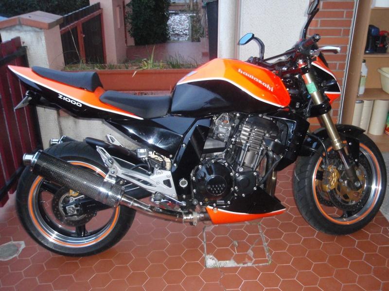 [VENDU] Kawasaki z1000 année 2004 unique P2140010