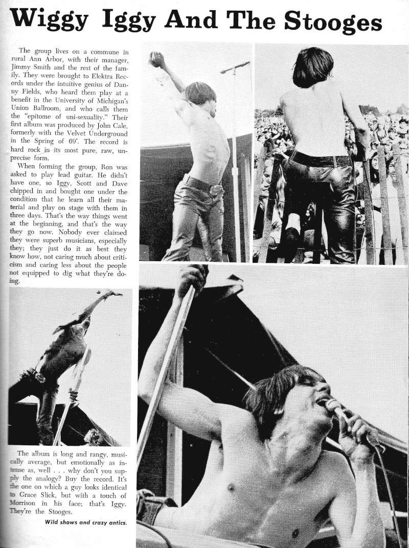 Circus Magazine 1969 'Here Come the Crazies' Stooge11