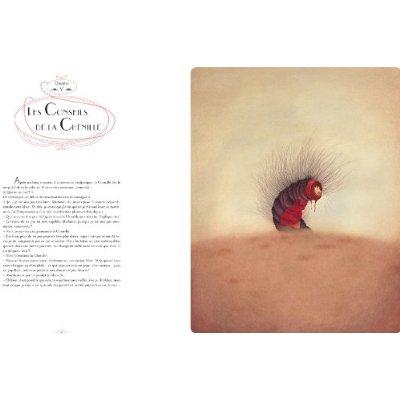 Alice in Wonderland : album et BD. - Page 3 41g8g010