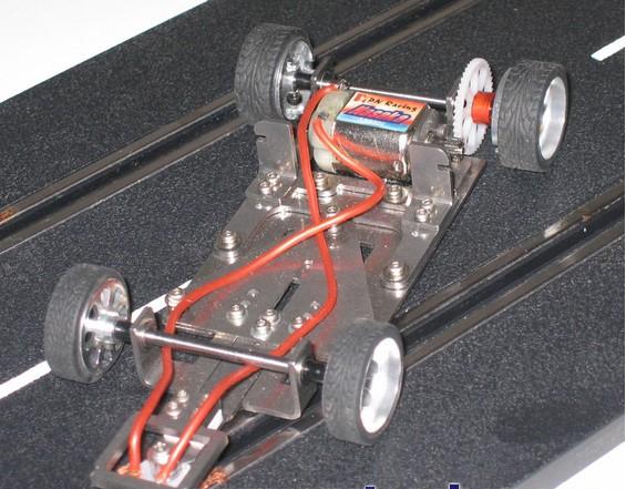 Châssis mini-Z Pn-rac10