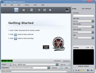 برنامج تحويل الفيديو ImTOO Video Converter Ultimate 6.5.3.0310 83fea410
