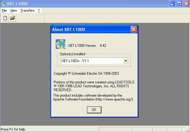 xbt l1000 v4.51