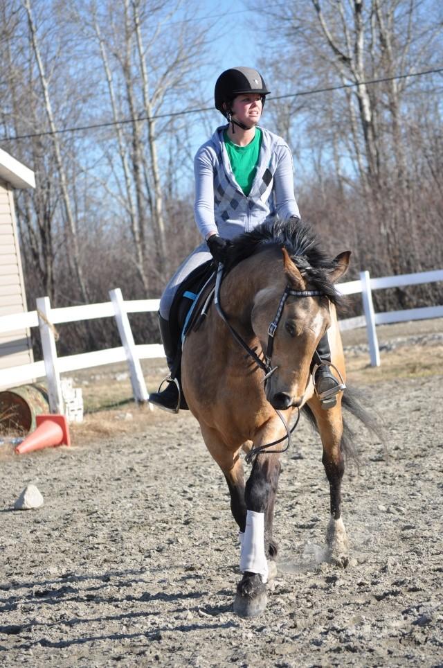 Julie et Sidjy au saut d'obstacle Dsc_0044