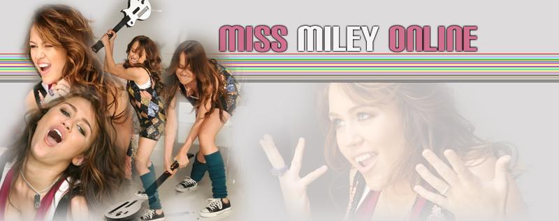 موقع Miley Cyrus