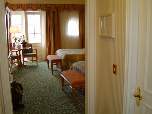 Avez vous déjà obtenu un surclassement dans un hôtel Disney - Page 3 Chambr10