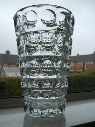 Large sklo union glass = ID: Rudolf Jurnikl, Sklo Union 1961 00119