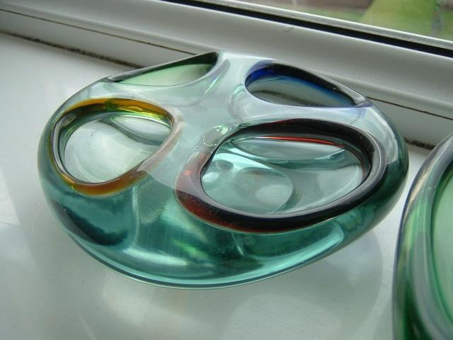 murano ashtray? 00416