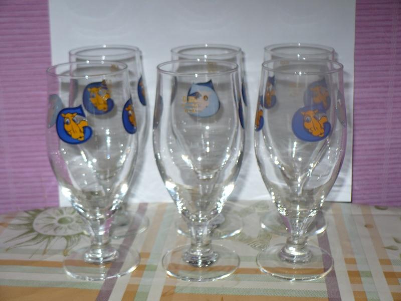 verres à bière camel 00422