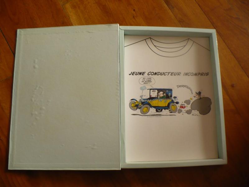 Tshirt gaston 01412
