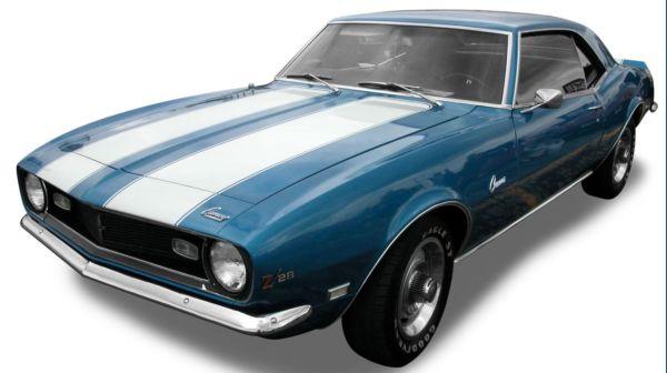 Mes voitures préférées 1968-c10