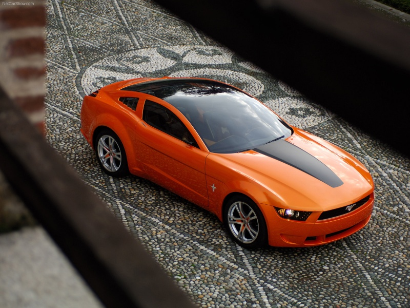 Ford Mustang 511