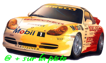 Championnat DTM, Résultats de la 3ème manche du 13.03.2010 _porsh12