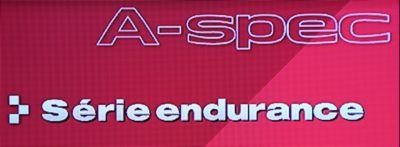 A-spec: Série Endurance A-spec10