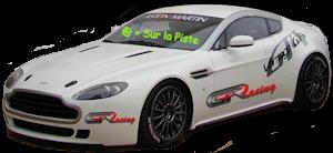 Résultats du Super-Cars,3ième manche. Aston_12