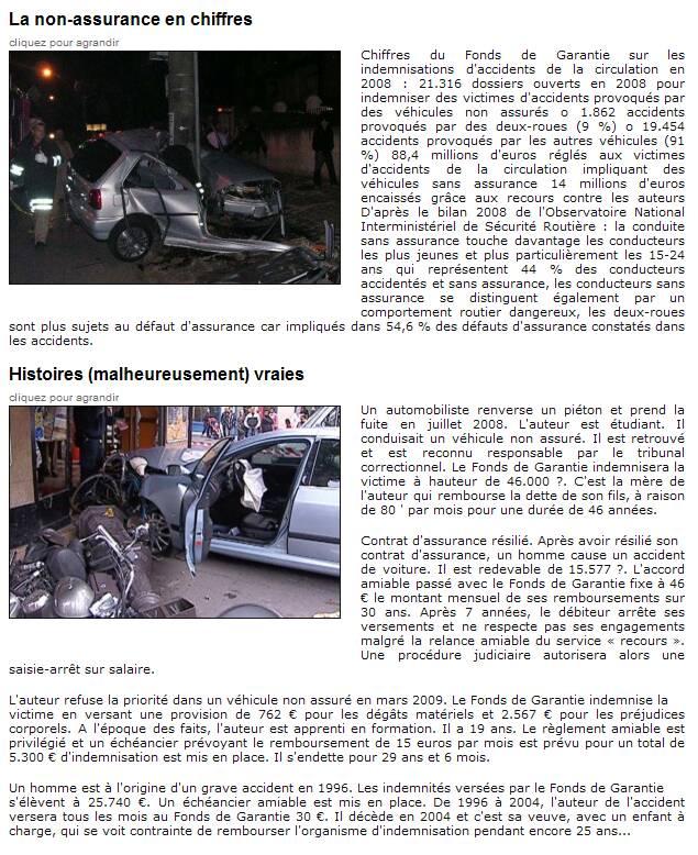 Prévenir la non assurance automobile Captur41
