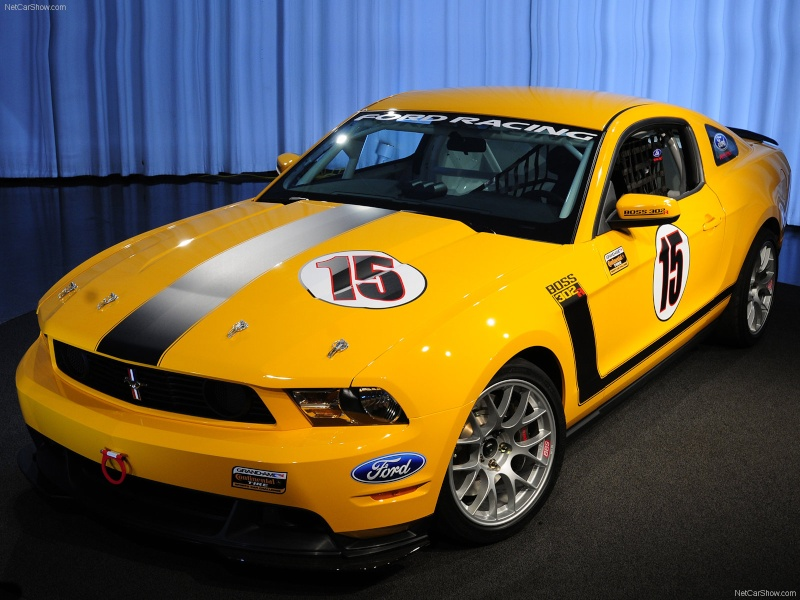 Ford Mustang Ford-m10