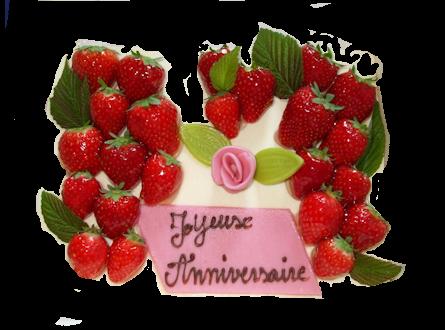 Bon anniversaire Overkill Gateau13