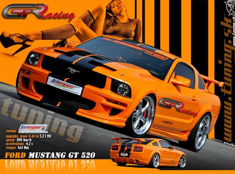 Ford Mustang Mustan10