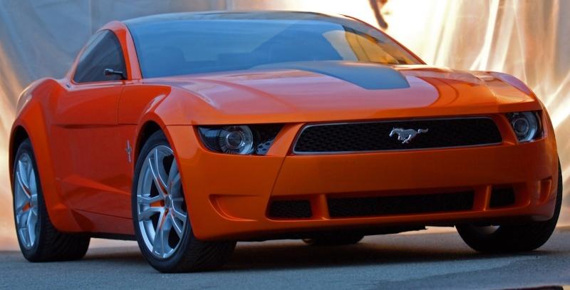 Ford Mustang Mustan12
