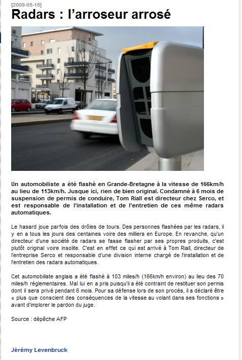 Les Radars Radars10