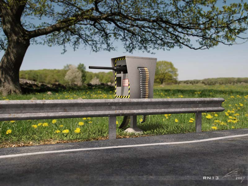 Les Radars Tolera10