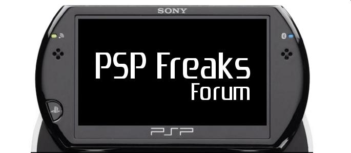 PSP Freaks Forum