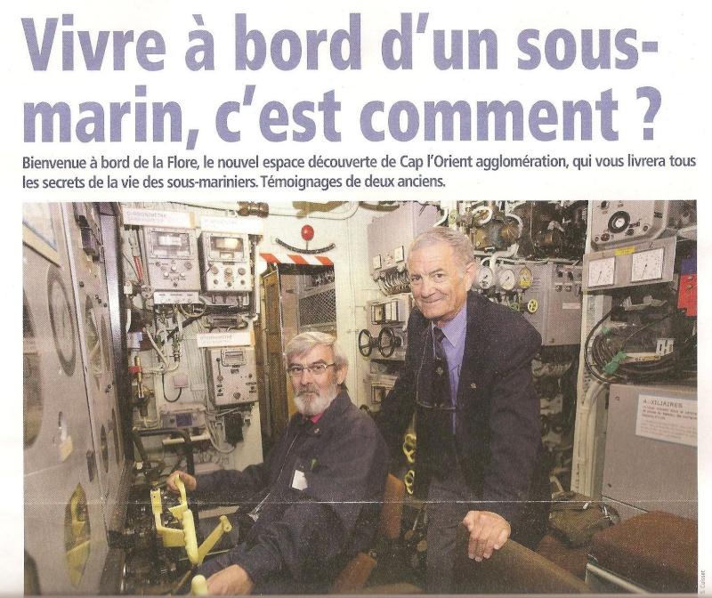 [Les musées en rapport avec la Marine] INAUGURATION DU MUSÉE DE LA FLORE - BSM KÉROMAN - Page 4 117