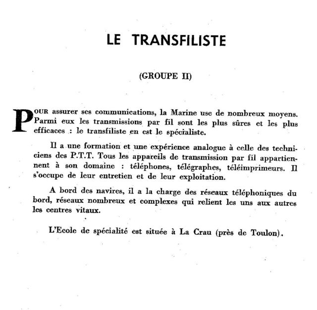 [Les écoles de spécialités] ÉCOLE DES TRANSFILISTES - LA CRAU - Page 4 5510