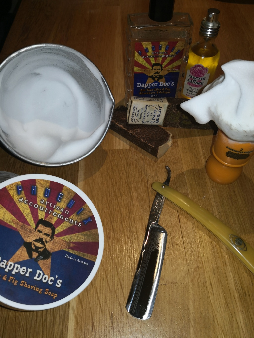 Shave of the Day / Rasage du jour - Page 39 Img_2064