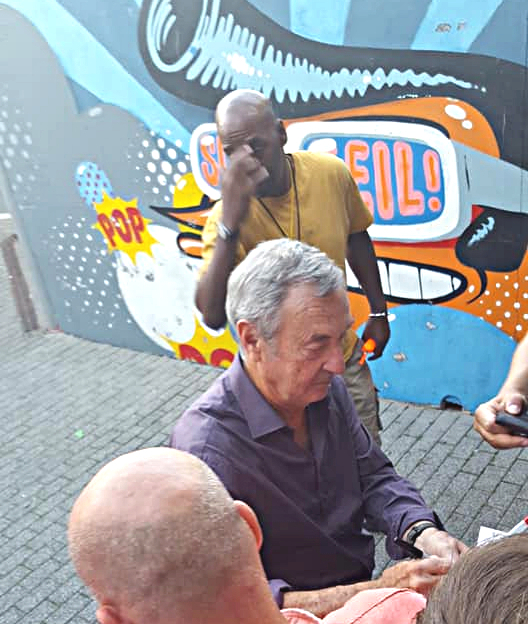 Nick Mason's Saucerful Of Secret, Olympia 10 Septembre - Page 4 41473110