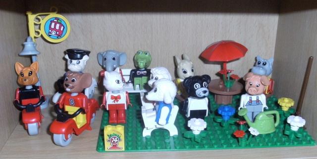 [LEGO] : FABULAND Dscf8416