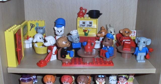 [LEGO] : FABULAND Dscf8417