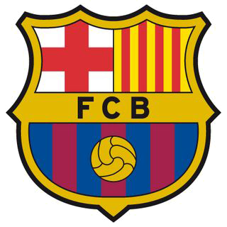 FC Barcelone Logo-f10