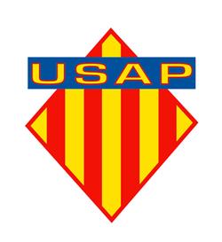 USAP 50 - 13 Montpellier, à valeur de derby ! Logo-u10