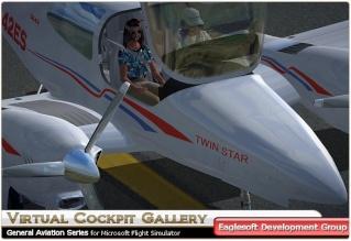 Diamond DA42 Twin Star, da Eaglesoft Image510