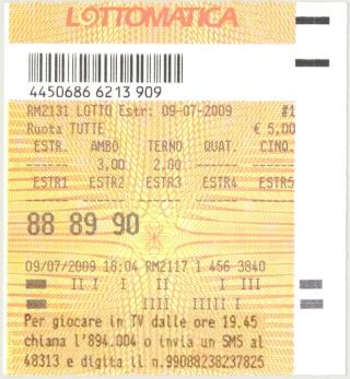 Novità da Lottomatica: Lotto3 (nuovo gioco) e Lotto alle otto (ritorna in tv) Scontr10