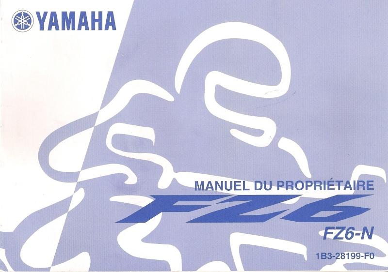 manuel d'emploi F.Z.6 Numari10