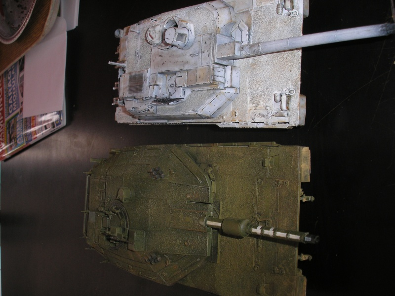 "CHAR MERKAVA Mk.IV ""ACADEMY"" - Page 2 P4110011"